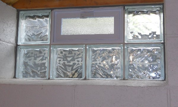 Debunking the standard size and quick install myth Glass block window sizes